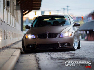 Low BMW 328xi E90