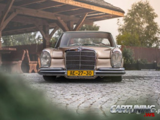 Mercedes-Benz 280 SE W108 Airlift