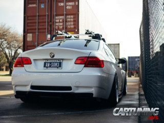 BMW 330i Coupe E92 Airlift