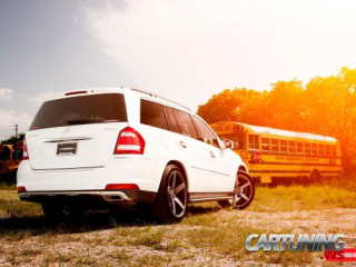 Tuning Mercedes-Benz GL 450 X164
