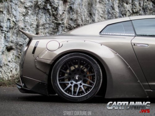 Nissan GTR R35 Wide body