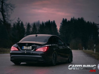 Tuning Mercedes-Benz CLA 250 C117