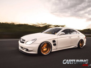 Tuning Mercedes-Benz CLS 350 C219