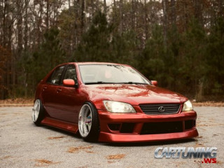 Stance Lexus IS300