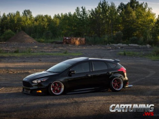 Tuned Ford Focus