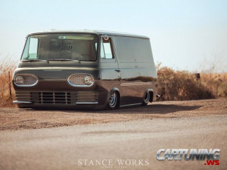 Stance Ford Econoline 1963
