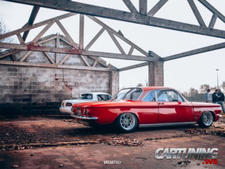 Tuning Chevrolet Corvair