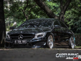 Tuning Mercedes-Benz CLA 200 C117