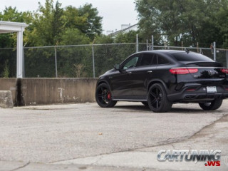 Tuning Mercedes-Benz GLE63S AMG Coupe C292