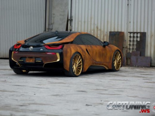 BMW i8 Rat Look