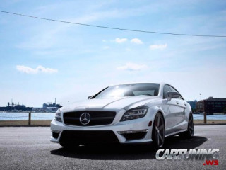 Tuning Mercedes-Benz CLS63 AMG C218