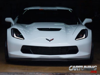 Tuning Chevrolet Corvette Z06 2017