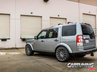 Tuning Land Rover Discovery 4
