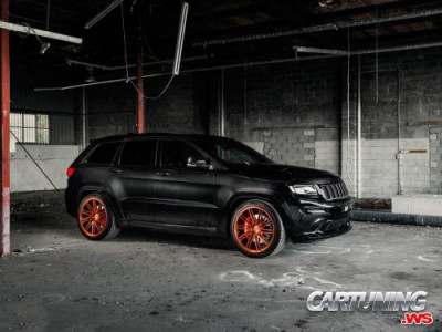 Jeep Grand Cherokee SRT8 Vossen