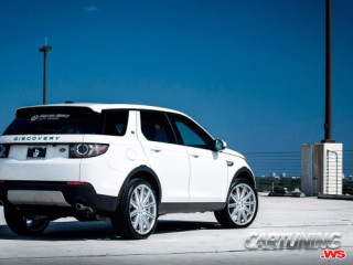 Tuning Land Rover Discovery 5