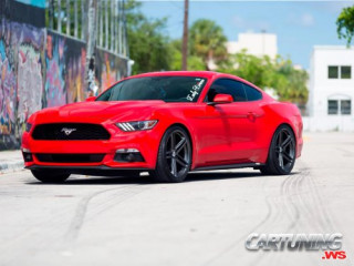 Tuning Ford Mustang EcoBoost 2017