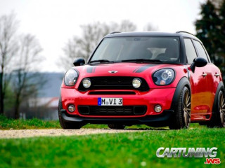 Tuning Mini Countryman