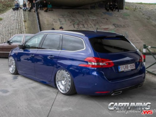 Tuning Peugeot 308 2 SW GT 2016