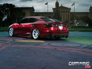 Stance Nissan Maxima