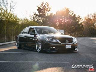 Tuning Honda Accord USA