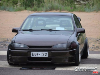 Stance Opel Vectra A
