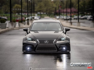 Lexus IS200t 2017 Widebody