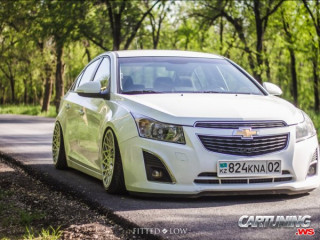 Tuning Chevrolet Cruze Modified Tuned Custom Stance Stanced