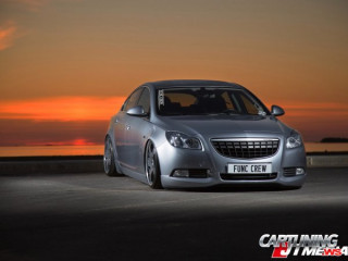 Stance Opel Insignia