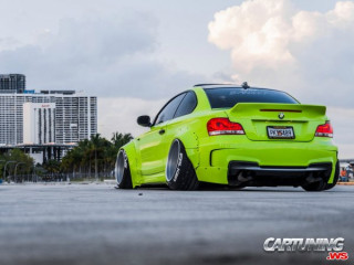 BMW 1M E82 Widebody