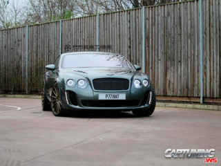 Tuning Bentley Continental GT