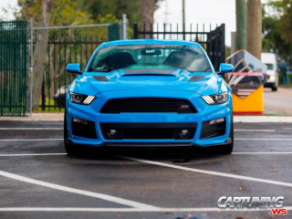 Tuning Roush Mustang
