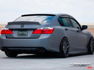 Honda Accord USA Ducktail