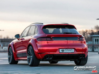 Porsche Macan Widebody