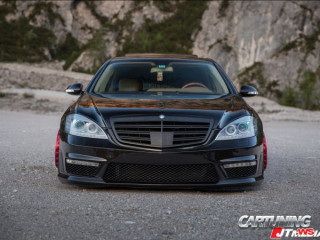 Tuning Mercedes-Benz S500 W221