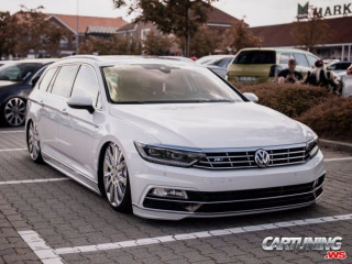 Volkswagen Passat Variant R B8 on Air