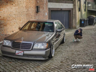 Tuning Mercedes-Benz 600SEL W140