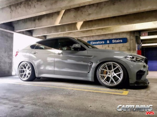 BMW X6 M F16 Airlift