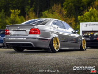 BMW 525d E39 Airlift