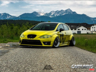 Seat Leon Widebody