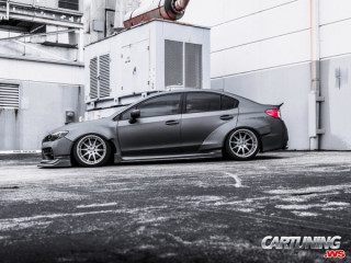 Subaru Impreza 2017 Widebody