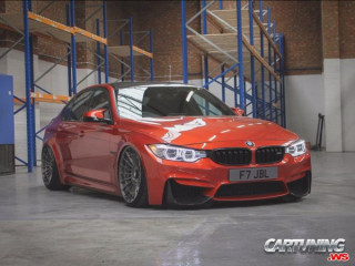 BMW M3 F80 on Air