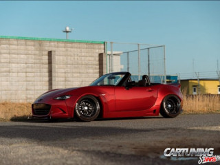 Mazda MX5 2017 Widebody
