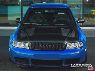 Tuning Audi A4 B5, B6, B7, B8  Modified, tuned, custom