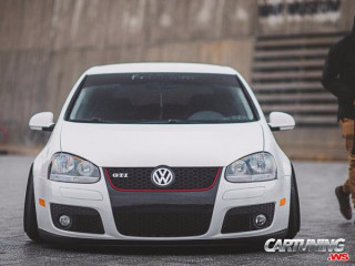 Tuning Volkswagen Golf 5 Mk5 Vw Modified Tuned Custom Stance Stanced Low Lowered Slammed Airlift On Air Wheels Rims