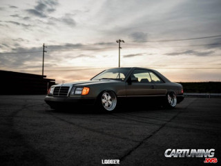 Mercedes-Benz 300CE C124 Airlift