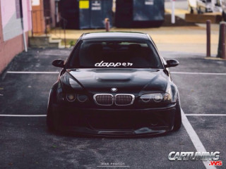 Tuning BMW M3 Coupe E46