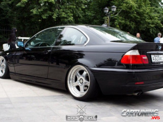 Tuning BMW 320i Coupe E46
