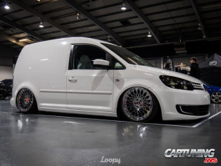 Volkswagen Caddy on Air