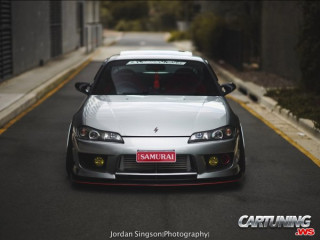 Low Nissan Silvia S15
