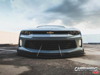 Grounded Chevrolet Camaro 2018